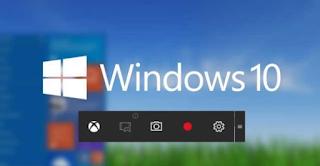 Hanya Satu Kali Klik Dapat Rekam Layar Windows Di Windows 10 Tanpa Software