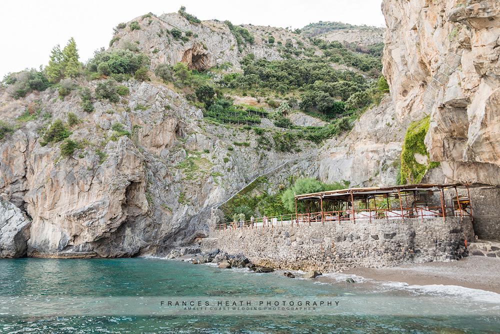 San Pietro beach club