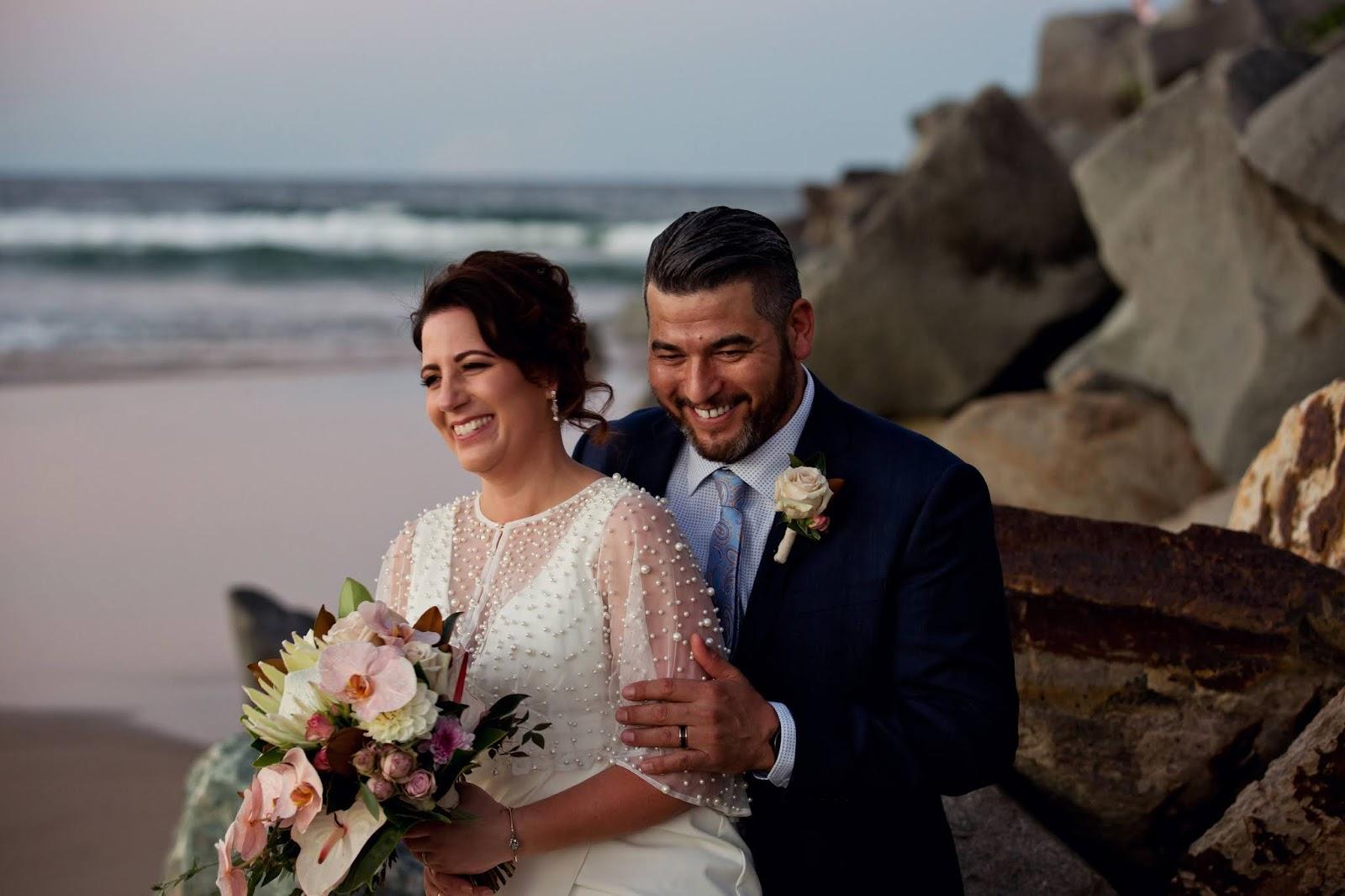SUNSET COVE WEDDINGS NOOSA ELOPEMENT