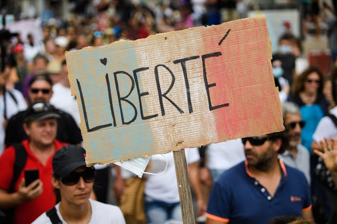 France Will Sanction Healthcare Officials Who Refuse To Get Vaccinated