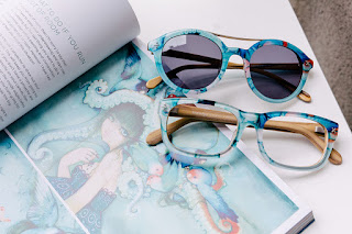 CAMILLA D'ERRICO - DEREK CARDIGAN EYEWEAR COLLECTION