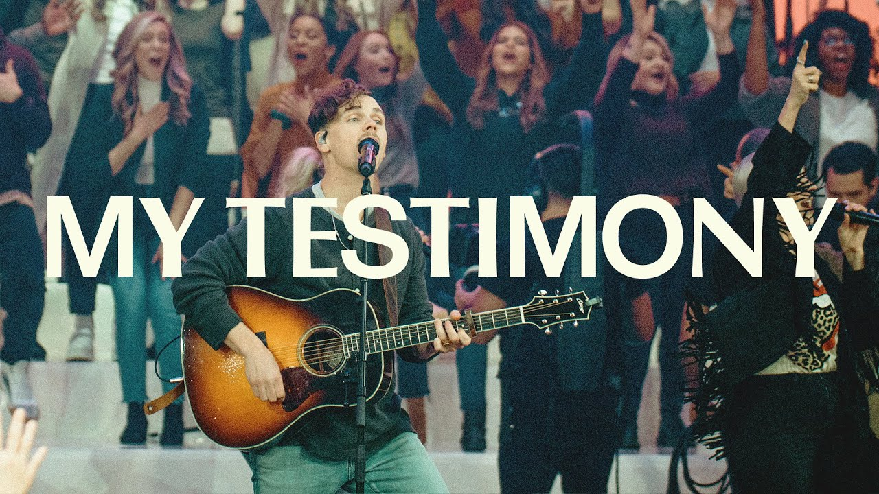 Elevation Worship - My Testimony Lyrics & Mp3