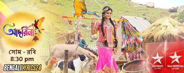 Adorini, Star Jalsha, Bengali serial, Adorini Natok