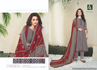 Alok Suit Nayra Pashmina Collection For Winter