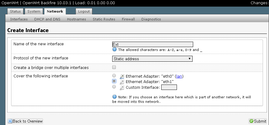 Cyber Security Memo: OpenWRT in Vmware as a light weight router and