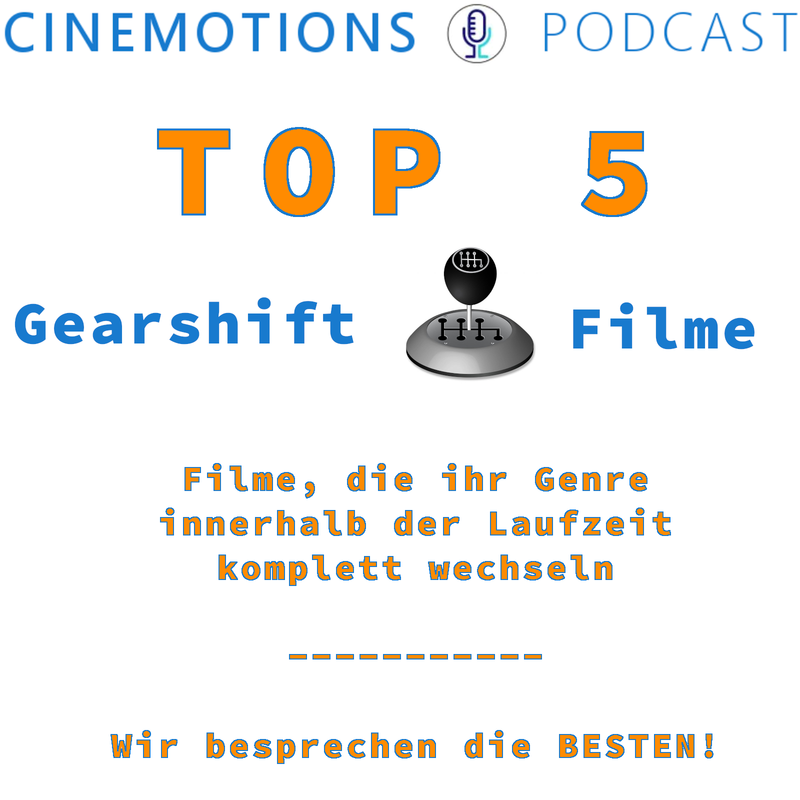 Top5: Gearshift Filme