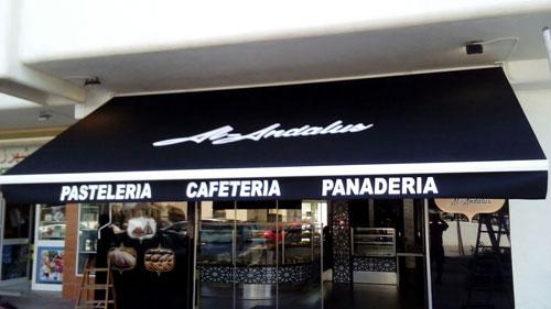 Toldos y persianas en Málaga