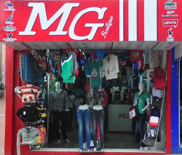 1bdc2845cc Directorio Tlapacoyan  MG Boutique en la zona centro de Tlapacoyan ...