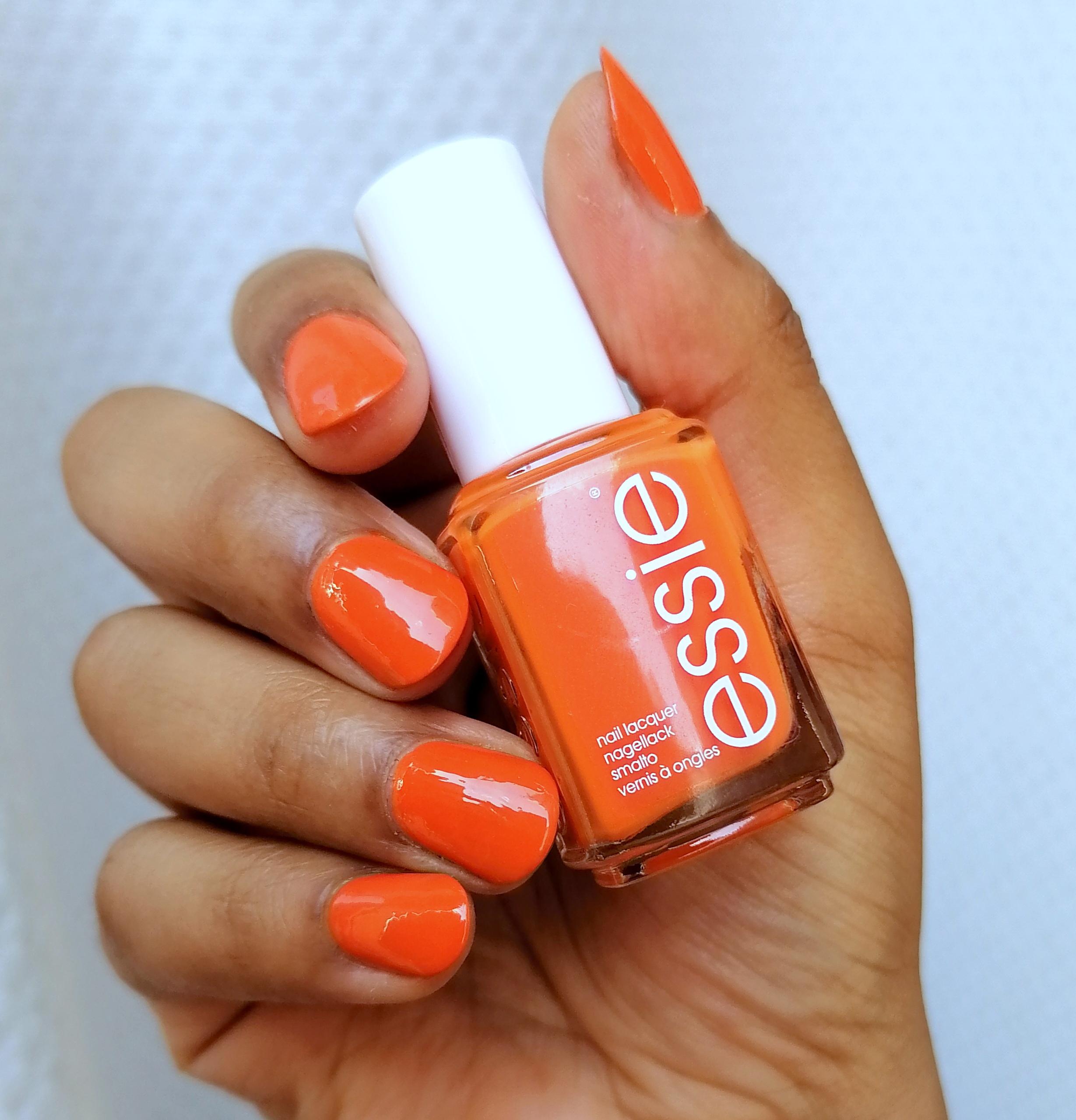 Essie - Tangerine Tease