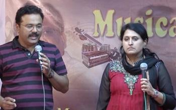 Raathiriyil Poothirukkum Thaamarai Cover Ganesh Radha Mohan