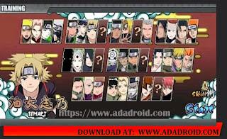 Naruto Senki Release Mod Apk