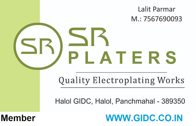 SR PLATERS - 24DDUPP6007G1ZA, 7567690093, ELECTROPLATING HALOL GIDC