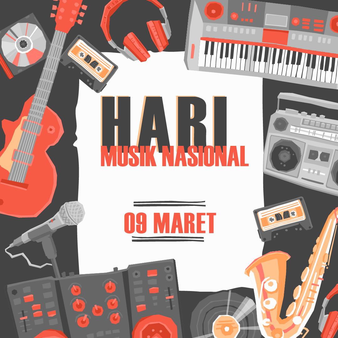 Gambar Ucapan Hari Musik Nasional 06