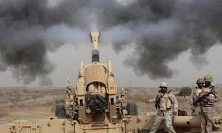 Pemberontak Syiah Houthi Berulangkali Lancarkan Rudal ke Arab Saudi