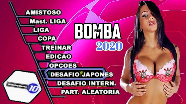 BOMBA PATCH 2020 LITE PPSSPP ANDROID!