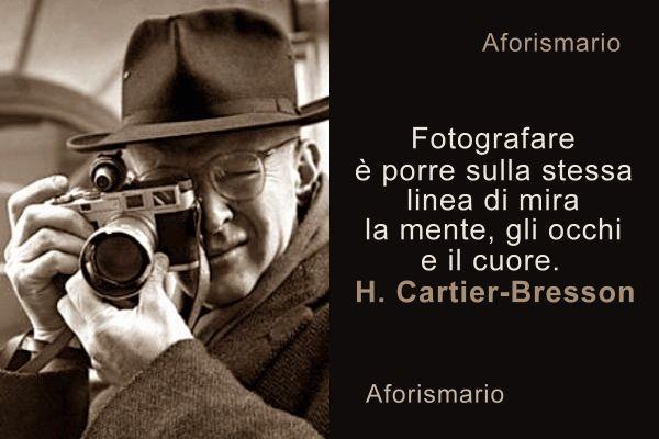 Aforismario Aforismi Frasi E Citazioni Sulla Fotografia