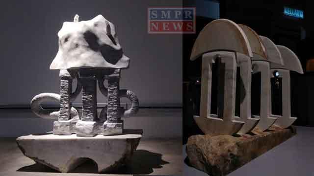 मूर्तिकार सुनील कुमावत अंतर्राष्ट्रीय संगमरमर कला कार्यशाला  शामिल