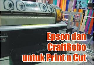 CraftRobo contour Cut