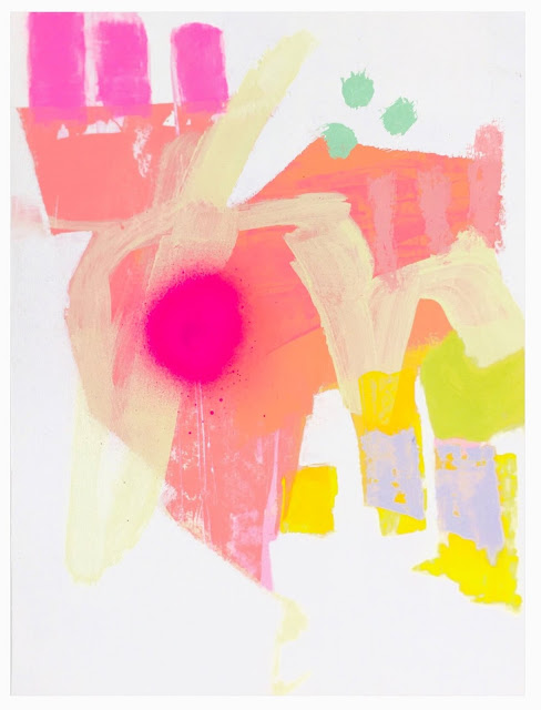 Kelly Prinn art titled Solitude No 21