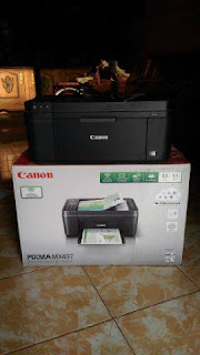 Canon Pixma MP497 All In One Printer