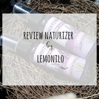 Review Naturizer Hand Sanitizer by Lemonilo, Wangi dan Nggak Bikin Kulit Kering!