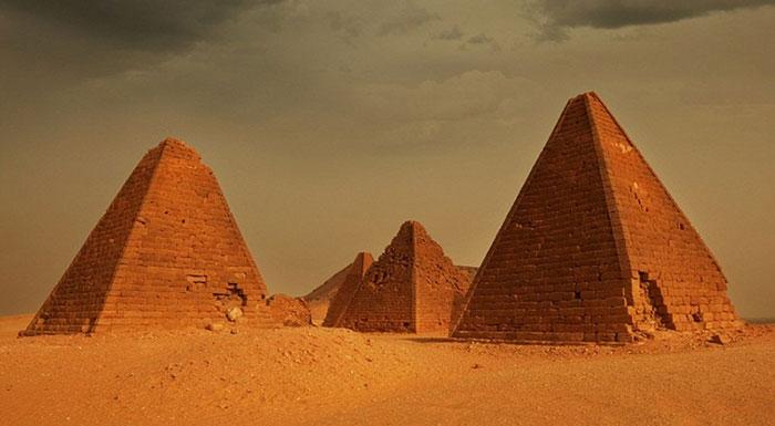 Piramida Sudan