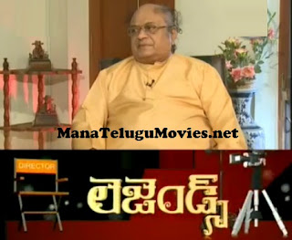 Dr.C.Narayanareddy in Legends-E 1
