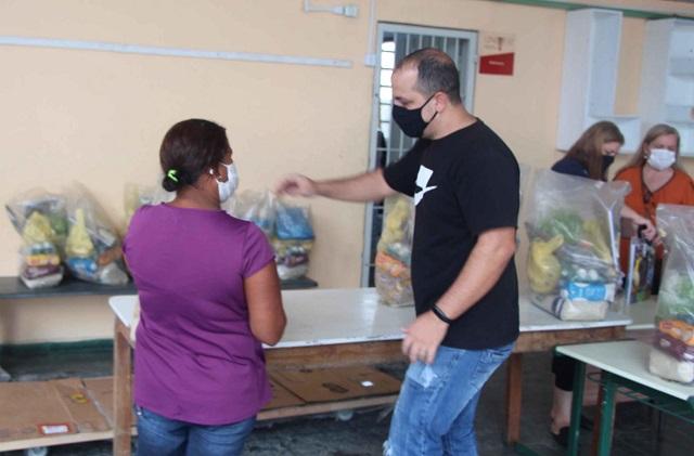 Educação da Ilha anuncia entrega dos kits de alimentação nas escolas e creches