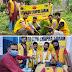 aaptak.net:मंदिर परिसर में पूजा , पौधारोपण एवं रक्तदान करके लियो क्लब छपरा सारण ने की नए सत्र की शुरुवात