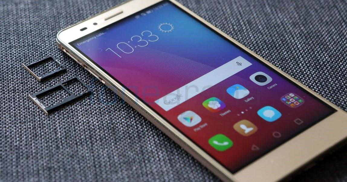 How to Update Huawei Honor 5X (KIW-L21) to B330 ...