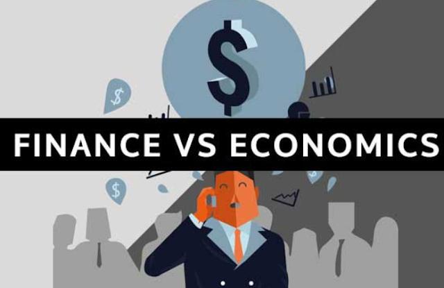 Perbedaan Ekonomi Dan Financial