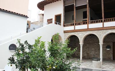 Το αρχοντικό των Μπενιζέλων στην Πλάκα «ζωντανεύει»