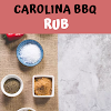Carolina BBQ Rub
