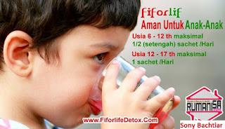Fiforlif Untuk Anak-anak