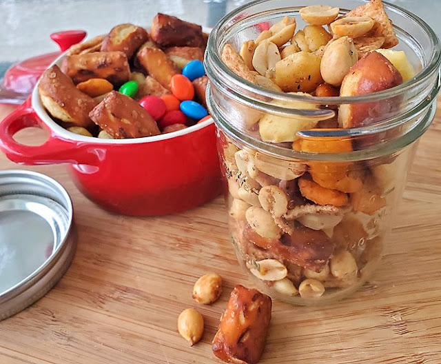 Hobo Snack Mix