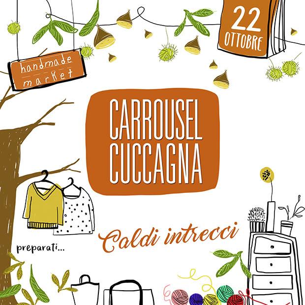 Locandina Carrousel Cuccagna ottobre
