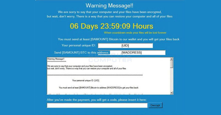 ransomware-software