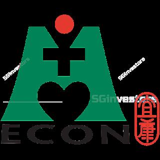 ECON HEALTHCARE (ASIA) LIMITED (EHG.SI) @ SG investors.io