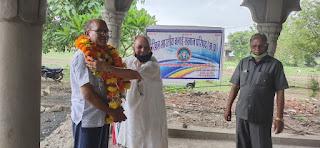 अखिल भारतीय बलाई समाज परिषद की प्रथम जिला बैठक रखी गई