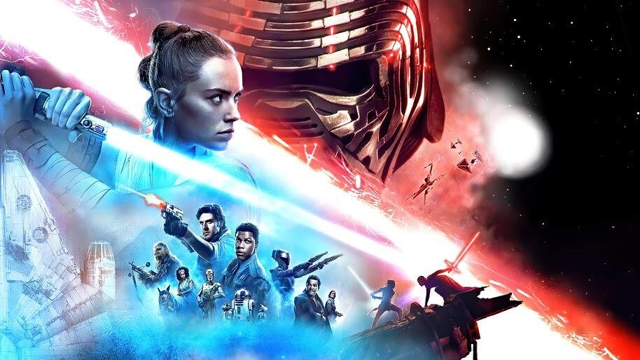 Star Wars The Rise of Skywalker, Poster, 4K, #7.710
