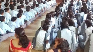 सरस्वती शिशु मंदिर में छात्राओं का यौन शोषण