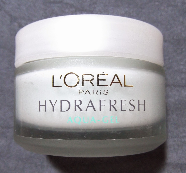 L'Oreal Paris  Hydrafresh - Hydratant peau mixte a grasse SPF15