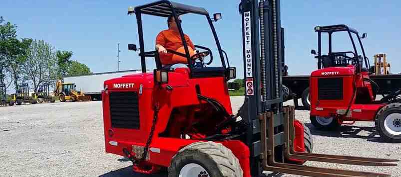 Facts about forklifts