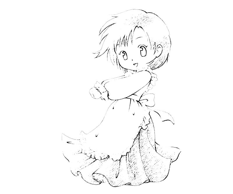 gamecube harvest moon coloring pages - photo #11