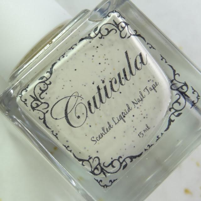 Cuticula - Caramel Cream Latte