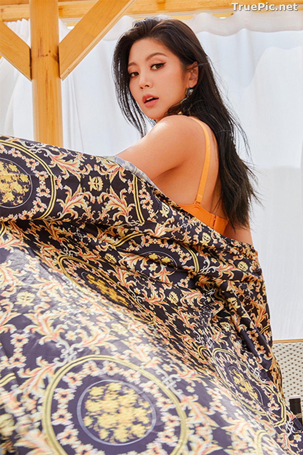 Image Korean Fashion Model – Lee Chae Eun (이채은) – Come On Vincent Lingerie #6 - TruePic.net - Picture-6