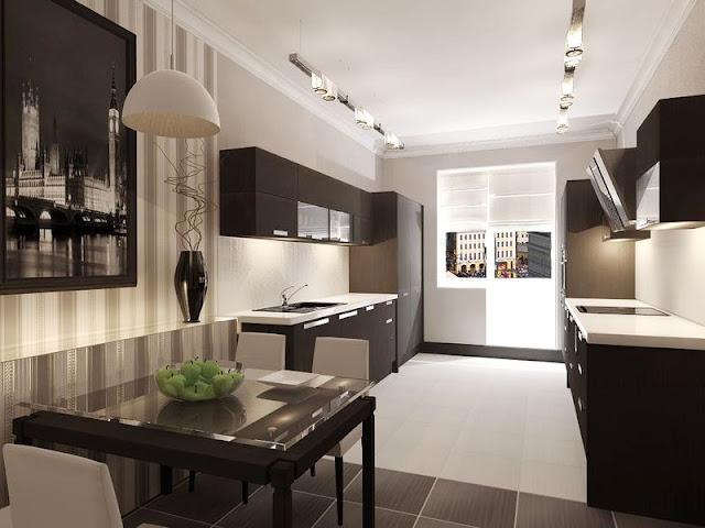 Small Galley Kitchen Design Ideas Picture