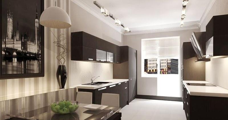 Small Galley Kitchen Design Ideas