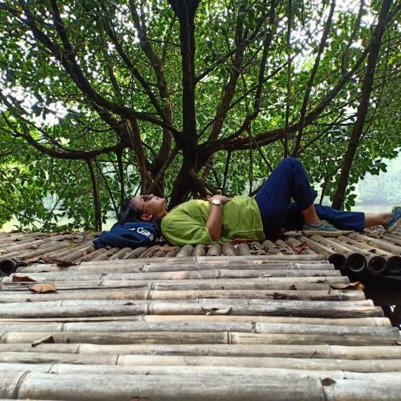 Berkunjung Ke Taman Wisata Alam Angke Kapuk