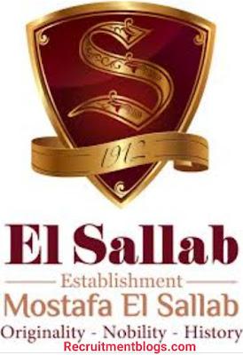 Help Desk Technician At EL SALLAB- 0-3 years of Experience
